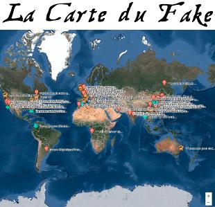 La Carte du Fake