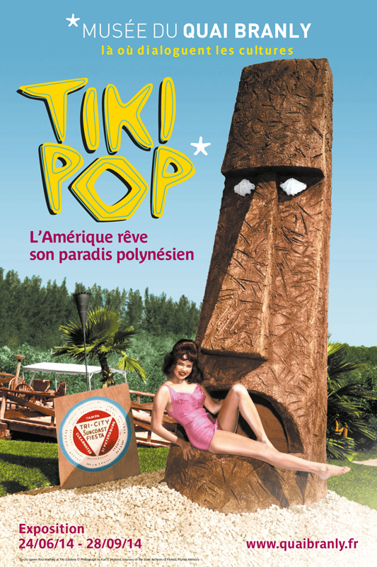 Affiche Tiki Pop