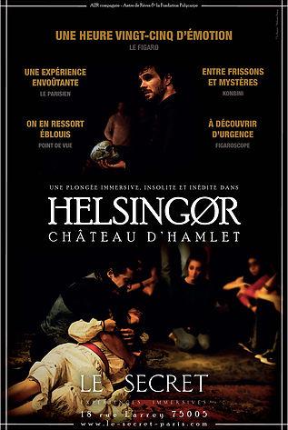 Helsingør - Château d'Hamlet